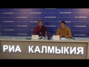 В Калмыкии высажено почти 1000 деревьев осенью 2017 года