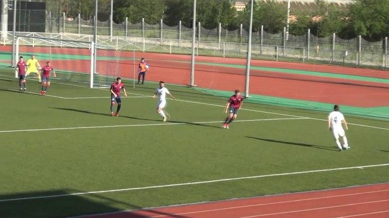 Видеообзор матча Афипс - СКА