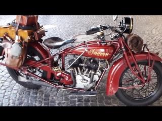 Мотоцикл Indian Scout 101, 1928 года