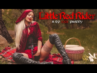 [digital playground] elsa jean & xander corvus - little red rider a dp xxx parody