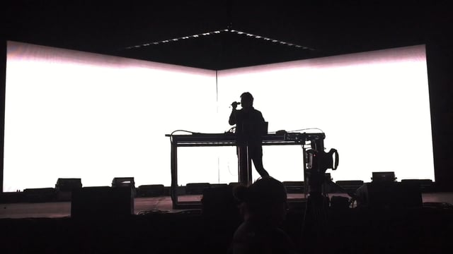 You Are The Worst Thing In The World by Telefon Tel Aviv @ MUTEK.MX 2017