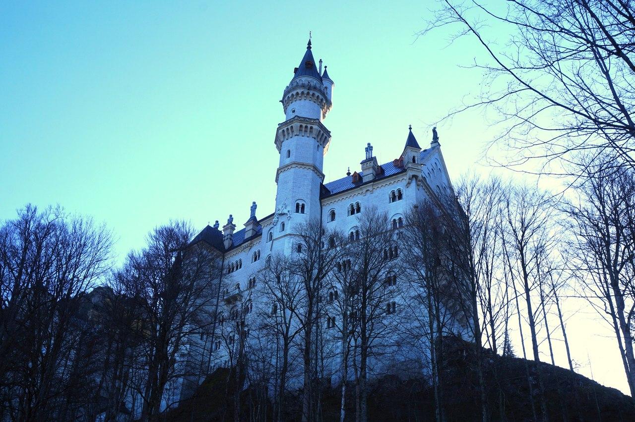 Нойшваштайн - главный замок мира