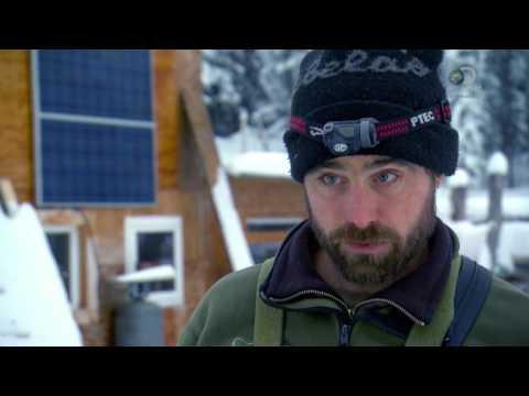 На краю Аляски Сез2 02 Голод стучится в дверь