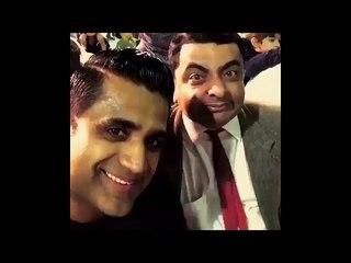 New 🔴 Видео Двойник Мистер Бин в Иран 2018