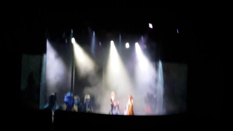 Duello Romeo e Giulietta ama e cambia il mondo 7/04/18