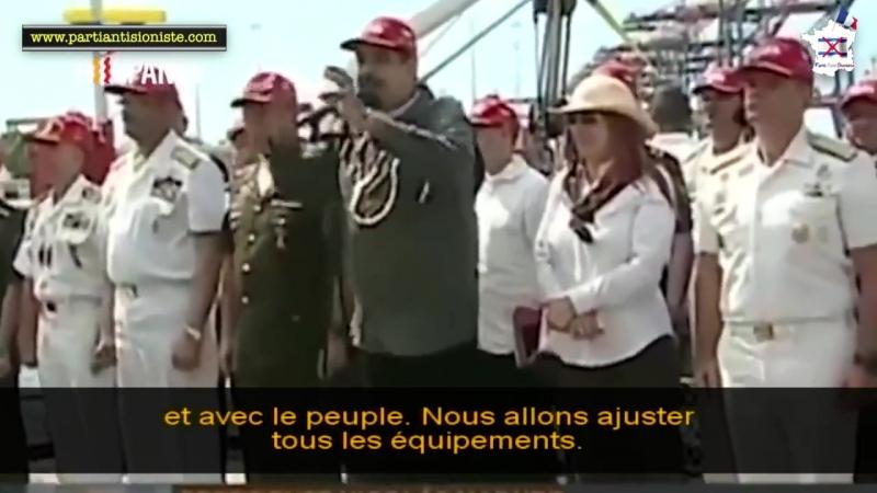 Venezuela-nicolas-maduro-ordonne-des-exercices-militaires