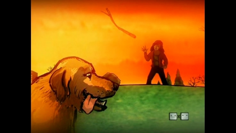 Monkey dust (38 обезьян) 11 серия