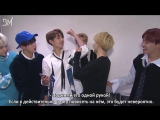 [RUS SUB][10.10.17] Unpublished Video on Inkigayo + Interview for Melon