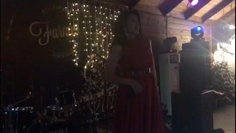 Виктория Елбаева / Viktoria Elbaeva - По облакам