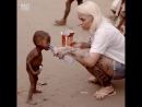 Женщина спасла умирающего ребёнка