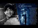 Ultimate Raj Kapoor 51 Songs Video (HD) - Evergreen Old Hindi Songs