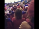 Шоумания болельщики на трибунах Олимпиады спели песню «Лететь»
