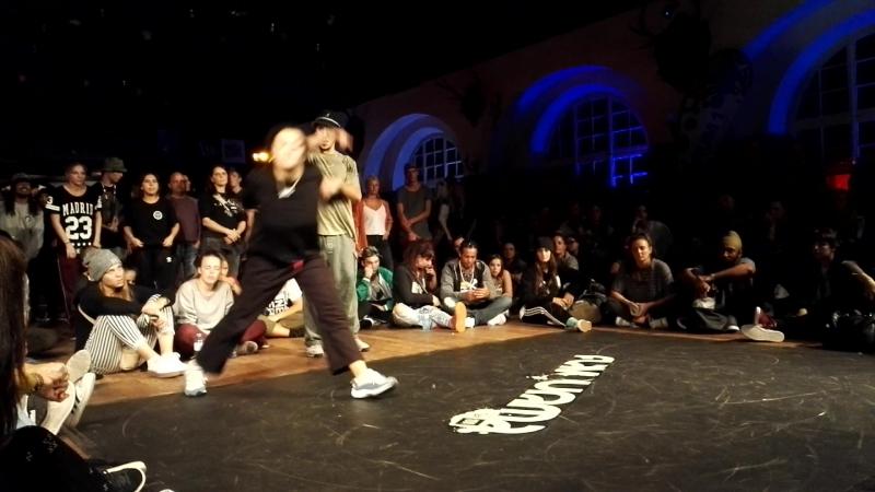 Flavourama 2017(Austria) Hip-Hop 2x2 Preselection - Atazhan/Zaki - I-Town Family