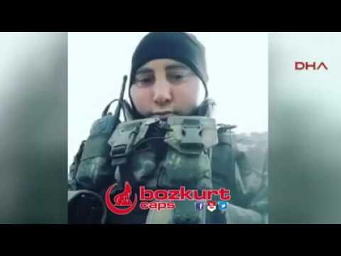 Afrin Şehidimiz Abdullah Tahanın son sözleri