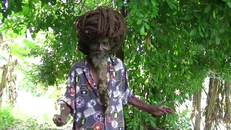 Rastaman Jungle Session Ras Fari Joseph