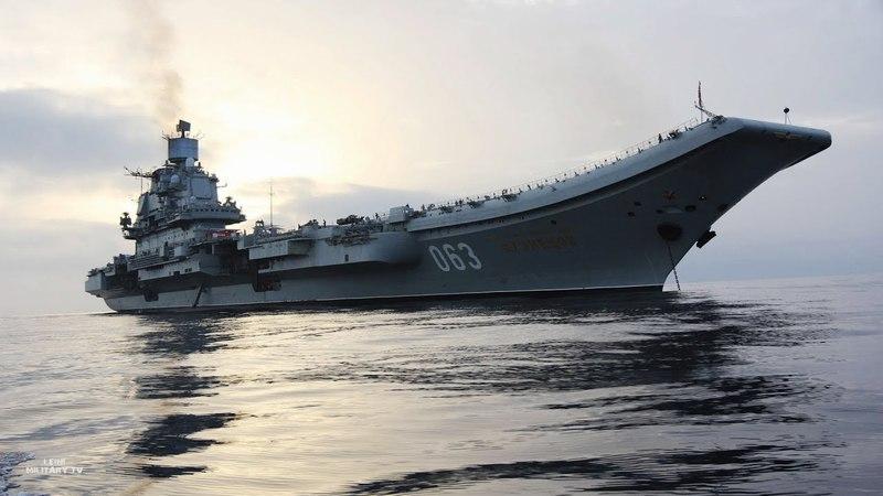 ТАВКР «Адмирал Флота Советского Союза Кузнецов»