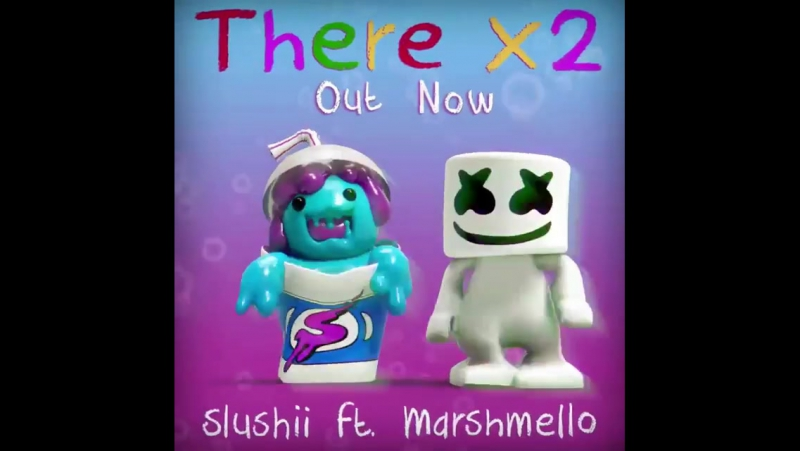 Excited to be singing on my best friend @slushiimusic's newest track There x2