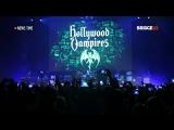 BRIDGE TV (News Time) Hollywood Vampires&Команда БАГ(Олимпийский)