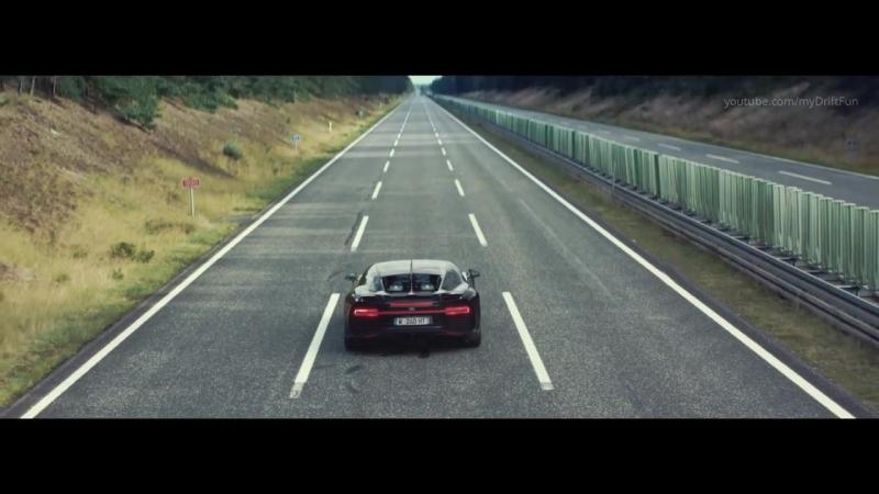Bugatti Chiron 0 - 400 kmh Acceleration