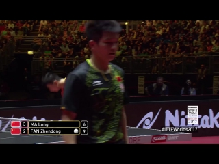 MA Long vs. FAN Zhendong(2017)