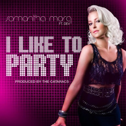 Samantha Marq альбом I Like to Party Feat. Dev