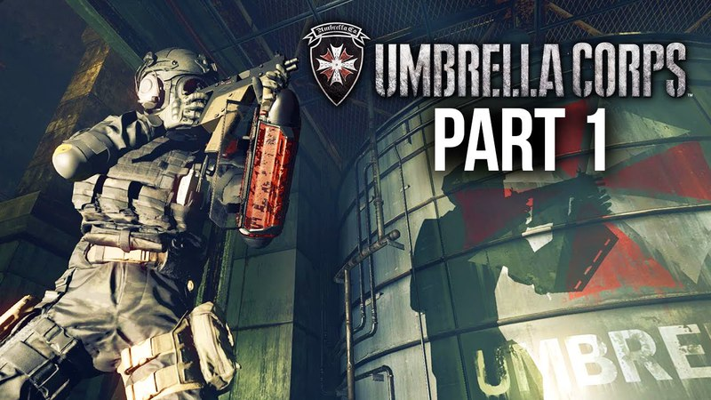 Umbrella Corps Gameplay Walkthrough Part 1 - IS IT GOOD?