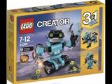 Розыгрыш  LEGO Creator Конструктор Робот-исследователь