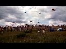 поляна \ Фестиваль воздушных змеев в селе Трихаты Tryhutty International Kite Festival 2018