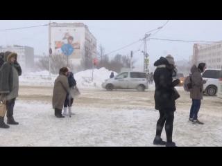 Снежный шторм не покидает Дальний Восток