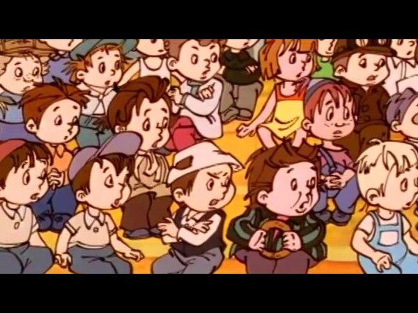 МУЛЬТФИЛЬМ НЕЗНАЙКА на Луне 1997 1999 ВСЕ СЕРИИ В КАЧЕСТВЕ