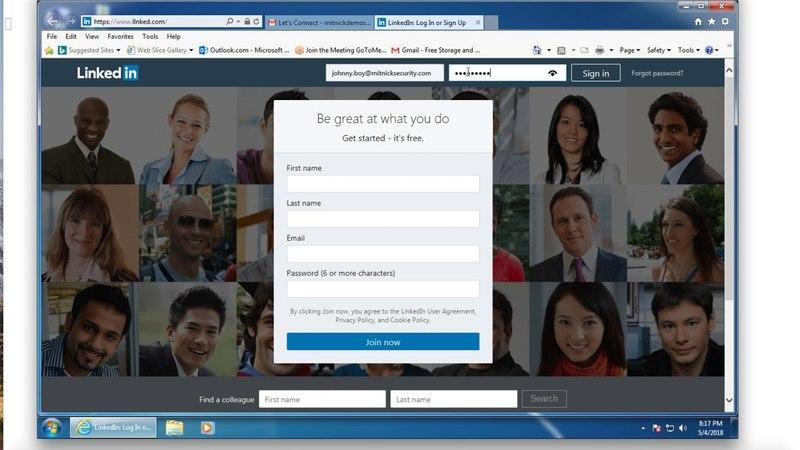 New Exploit Hacks LinkedIn 2-factor Authentication