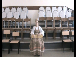Шевченко Серафима. Колыбельная. Цыганочка.