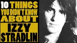 10 Things you didn't know about Izzy Stradlin of Guns N Roses