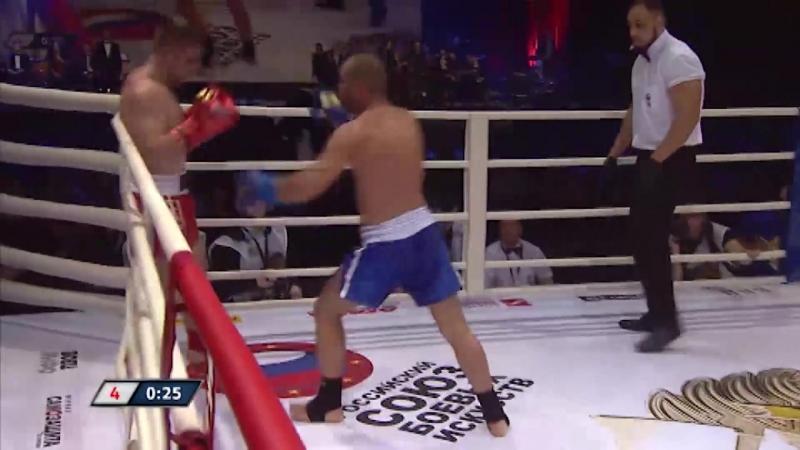 Битва Чемпионов 9: Максим Колпак (Кикбоксинг) против Владимир Валев (Кикбоксинг) часть 1