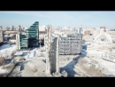 220m TV Tower Demolition in Yekaterinburg - Снос телебашни в Екатеринбурге