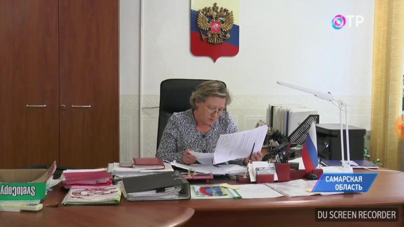 В селе Подстепки Самарской области жители самостоятельно начали ремонт дорог
