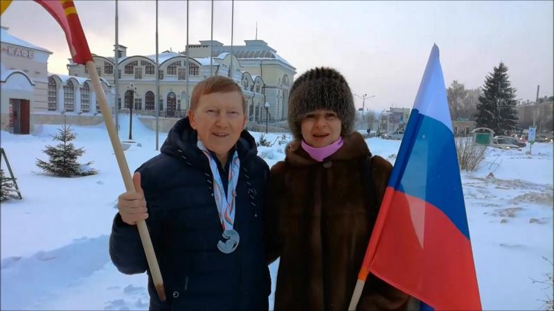 Встречаем нашу команду из Минска