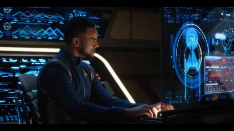 U.S.S Энтерпрайз 1701 в финале 1 сезона Звездный Путь: Дискавери