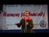 DJ Piligrim ! Всемирный день музыки ! 10.13.2017 - Daniel Pearl - 01 - DJ Piligrim