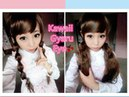 Kawaii Gyaru Eye Makeup Tutorial (Easy) Gyaru Hairstyle