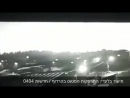 Breaking video Israeli F-16 shot down by Syrian air defenses