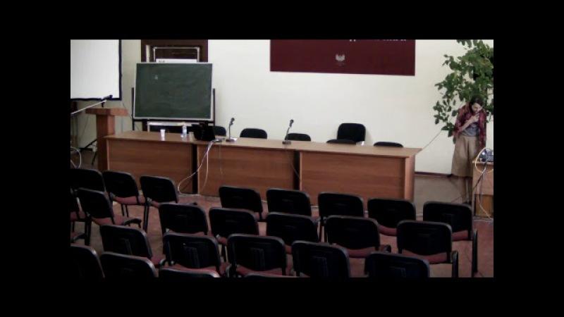 Доклад Георгия Джапаридзе «Логика вычислимости отдавая кесарю кесарево», 19 окт...