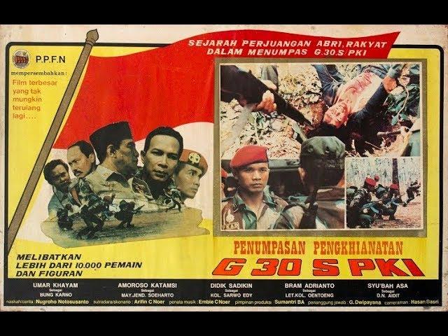 FILM PENGKHIANATAN G 30 S PKI (1984)