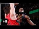 Cavaliers vs Trail Blazers - Full Game Highlights   March 15, 2018   2017-18 NBA Season