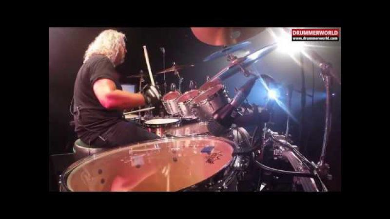 Tal Bergman Drum Solo Drumcam - Joe Bonamassa - Münster - Germany - 2014