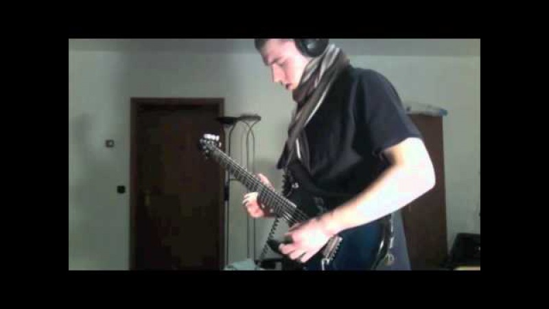 Tokio Hotel - World behind my Wall Guitar Cover by Steffen Schöps