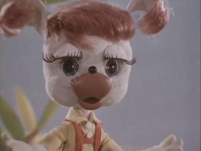 Легко ли быть храбрым 1975 Кукольный мультфильм Золотая коллекция