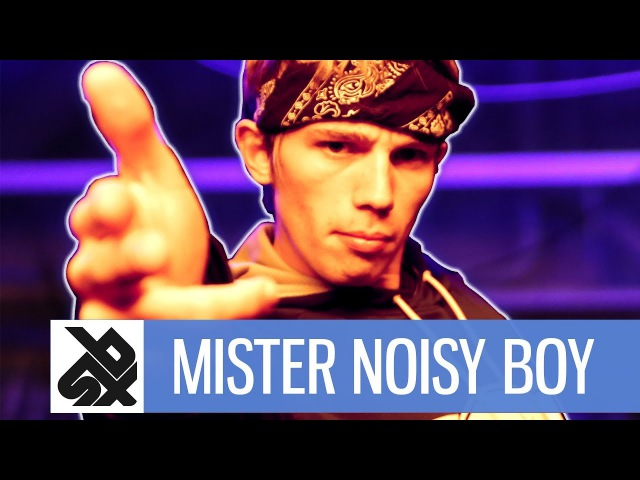 MISTER NOISY BOY | Make You Dance
