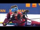 Антон Шипулин 3-й в гонке преследования. Лучшие моменты гонки Анттерсельва