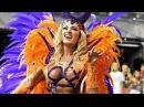 São Paulo Carnival 2018 HD Floats Dancers Brazilian Carnival The Samba Schools Parade